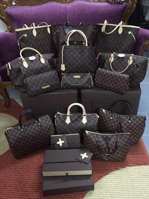 41b033fc5ba4 ... tempahan awal barangan LV, Chanel, Gucci dan Christian Dior tersebut  dengan menggunakan gambar dari laman web jenama tersebut di media sosialnya.