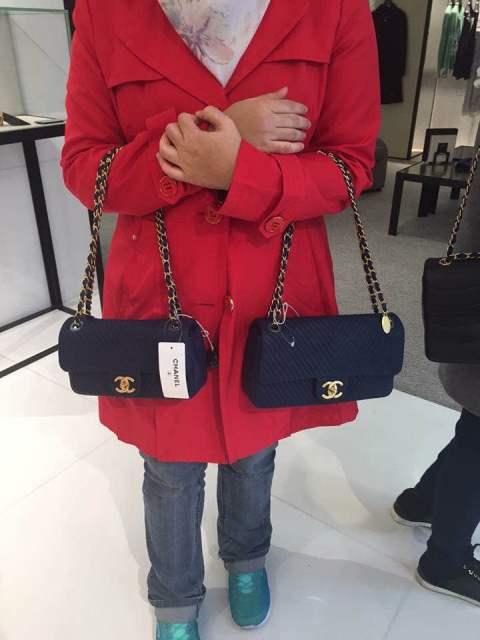 00a9441682d8 Sepanjang bergelar personal shopper, banyak kenangan manis yang Saadiah  perolehi antaranya pernah sekali dia ke Milan, butik Furla disana membuat  jualan ...